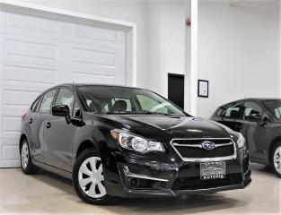 Used 2016 Subaru Impreza 5DR HB CVT 2.0I for sale in North York, ON