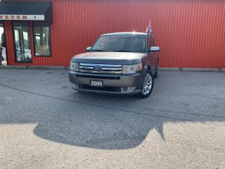 Used 2009 Ford Flex 4DR LIMITED AWD for sale in Guelph, ON