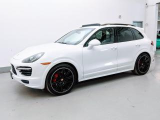 Used 2013 Porsche Cayenne GTS/CARBON INTERIOR/ALAKTARA/GREEN STITCHING! for sale in Toronto, ON