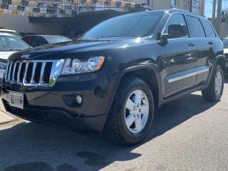 Used 2011 Jeep Grand Cherokee 4WD 4Dr Laredo for sale in Scarborough, ON
