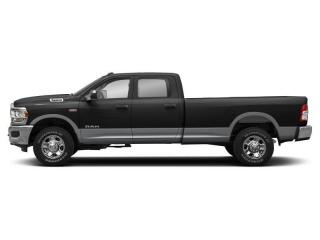 New 2020 RAM 3500 Laramie  - Night Edition - Sunroof for sale in Surrey, BC