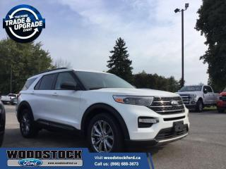 New 2020 Ford Explorer XLT  - $326 B/W for sale in Woodstock, ON
