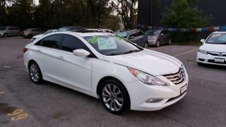 Used 2011 Hyundai Sonata Limited w/Nav for sale in Mississauga, ON
