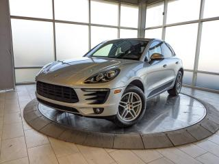 Used 2018 Porsche Macan R4 | CPO | Ext. Warranty | Blind-spot | NAV | No Accidents for sale in Edmonton, AB