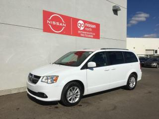Used 2019 Dodge Grand Caravan SXT Premium Plus 4dr FWD Passenger Van for sale in Edmonton, AB