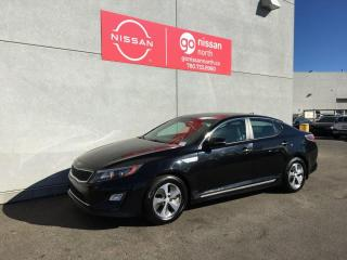 Used 2016 Kia Optima Hybrid LX 4dr FWD Sedan for sale in Edmonton, AB