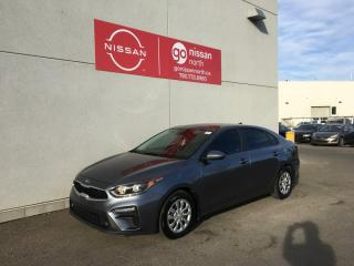 Used 2019 Kia Forte LX 4dr FWD Sedan for sale in Edmonton, AB