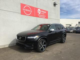 Used 2018 Volvo XC90 R-Design 4dr AWD Sport Utility for sale in Edmonton, AB