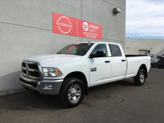 Used 2017 RAM 3500 SXT 4x4 Crew Cab 169.5 in. WB for sale in Edmonton, AB