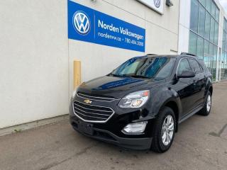 Used 2017 Chevrolet Equinox LT AUTO - BLUETOOTH / REVERSE CAM for sale in Edmonton, AB