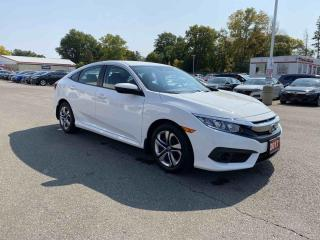 Used 2017 Honda Civic Sedan LX 4dr FWD Sedan for sale in Brantford, ON