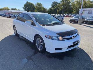 Used 2010 Honda Civic Sdn EX-L 4dr FWD 4-Door Sedan for sale in Brantford, ON