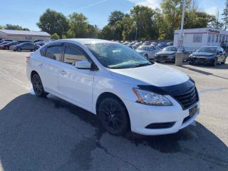 Used 2015 Nissan Sentra S 4dr FWD Sedan for sale in Brantford, ON