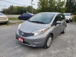 Used 2014 Nissan Versa Note SV for sale in Stouffville, ON
