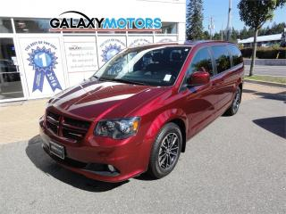 Used 2016 Dodge Grand Caravan R/T - 7 Passenger, DVD Player, Heated Front and Rear Seats, Satellite Radio for sale in Duncan, BC