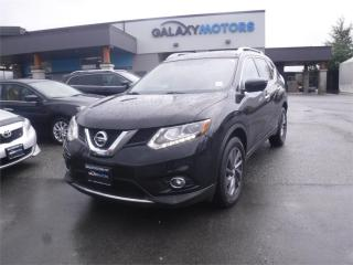 Used 2016 Nissan Rogue SL-NAV, AWD, LEATHER for sale in Nanaimo, BC