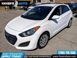 Used 2016 Hyundai Elantra GT for sale in Hamilton, ON