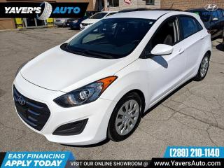 Used 2016 Hyundai Elantra GT GL for sale in Hamilton, ON