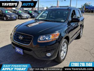 Used 2011 Hyundai Santa Fe GLS for sale in Hamilton, ON