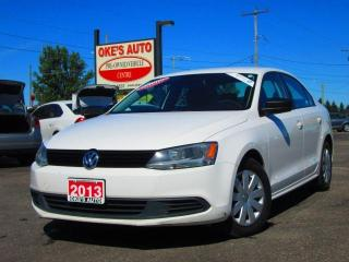 Used 2013 Volkswagen Jetta S for sale in Alvinston, ON