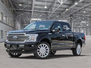 New 2020 Ford F-150 Limited  for sale in Aurora, ON