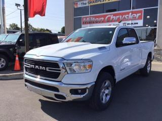 New 2021 RAM 1500 BIG HORN 4X4 for sale in Milton, ON