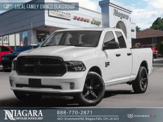 Used 2019 RAM 1500 Classic EXPRESS | 8.4
