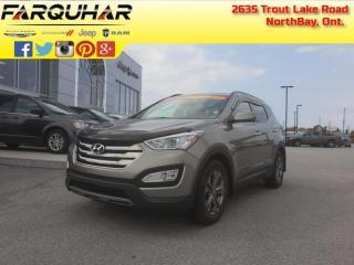 Used 2015 Hyundai Santa Fe Sport Base - Bluetooth - $124 B/W for sale in North Bay, ON