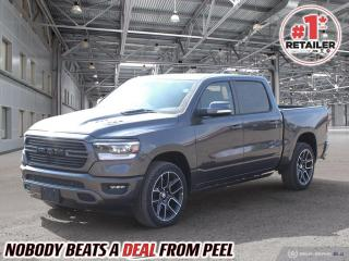 New 2021 RAM 1500 SPORT for sale in Mississauga, ON