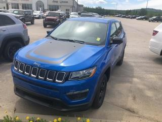 New 2021 Jeep Compass Sport for sale in Slave Lake, AB