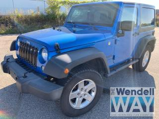 Used 2016 Jeep Wrangler Sport S Hard Top Very Clean for sale in Kitchener, ON