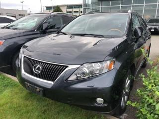 Used 2011 Lexus RX 350 6A / ONE Owner, Local, Ultra Prem. PKG for sale in North Vancouver, BC