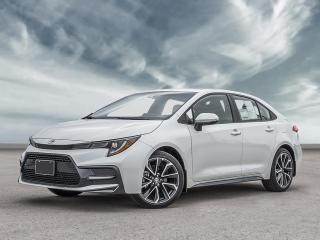 New 2020 Toyota Corolla XSE CVT for sale in North Bay, ON