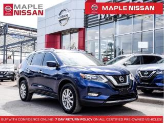 Used 2017 Nissan Rogue SV AWD Backup Camera Heated Seats Remote Starter for sale in Maple, ON