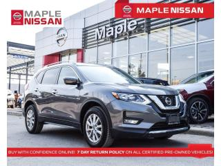 Used 2017 Nissan Rogue SV AWD Navi Blind Spot Pano Moonroof 360 Camera for sale in Maple, ON