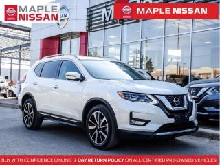 Used 2017 Nissan Rogue SL Platinum Navi Blind Spot Pano Moonroof 360 Cam for sale in Maple, ON