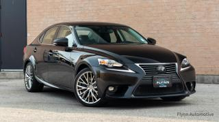 Used 2016 Lexus IS 300 AWD Buy Online - Free Home Delivery - Accident Free for sale in St. Catharines, ON