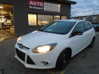 Used 2014 Ford Focus SE**BLUETOOTH**SYN/USB** for sale in St-Hubert, QC
