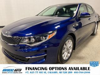 Used 2018 Kia Optima EX Tech HEATED & COOL SEATS, NAVIGATION, AND LOTS MORE.. for sale in Calgary, AB