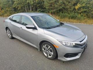 Used 2018 Honda Civic LX CLEAN CARPROOF! ANDROID AUTO & APPLE CARPLAY, HEATED SEATS for sale in Huntsville, ON