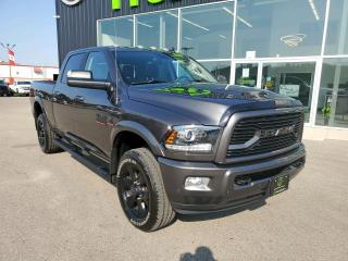 Used 2018 RAM 2500 Laramie 1 OWNER, BLACKED OUT, NAV, Sunroof!!! for sale in Ingersoll, ON