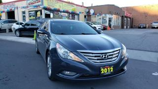 Used 2012 Hyundai Sonata 4dr Sdn 2.4L Auto Limited for sale in Scarborough, ON