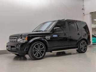Used 2016 Land Rover LR4 HSE LUXURY/NAV/7PASS/PUSH START/HEATED SEATS! for sale in Toronto, ON