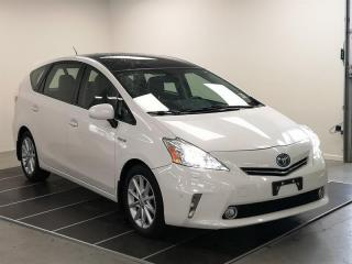 Used 2014 Toyota Prius V CVT for sale in Port Moody, BC