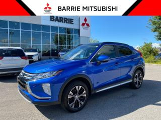 Used 2019 Mitsubishi Eclipse Cross GT for sale in Barrie, ON