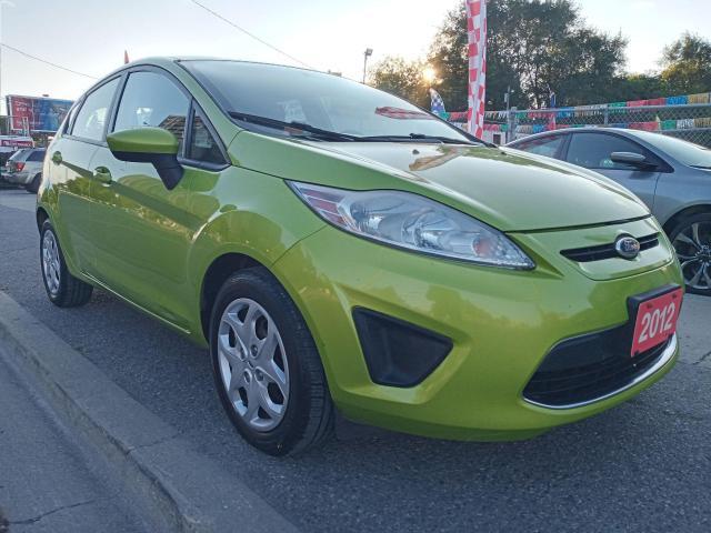 2012 Ford Fiesta SE-EXTRA CLEAN-4 CYL-BLUETOOTH-AUX-USB-GAS SAVER