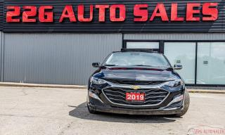 Used 2019 Chevrolet Malibu LT|ACCIDENT FREE|LEATHER|BACKUP CAM|SUNROOF for sale in Brampton, ON