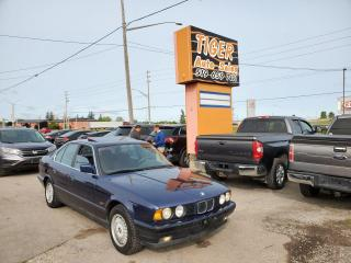 Used 1992 BMW 525i ONLY 79KMS****JAPAN IMPORT***CERTIFIED for sale in London, ON