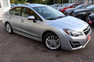 Used 2015 Subaru Impreza SPORT/ AUTO/ AWD/ SUNROOF/ ALLOYS/ FOG LIGHTS ++ for sale in Scarborough, ON