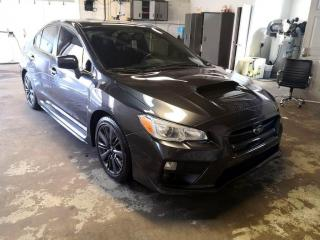 Used 2017 Subaru WRX Base for sale in Scarborough, ON